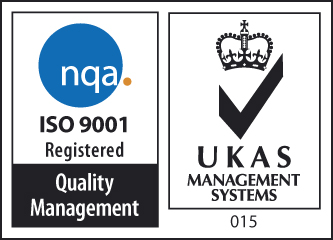 Wyvern Mouldings ISO 9001 compliant